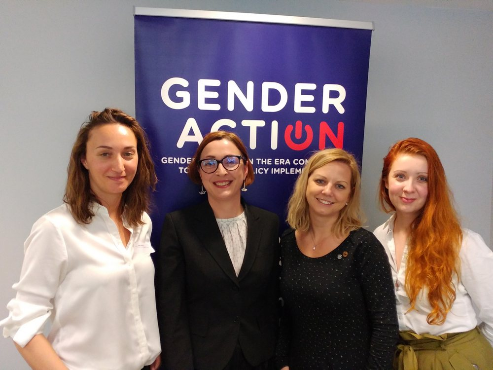 GENDERACTION team