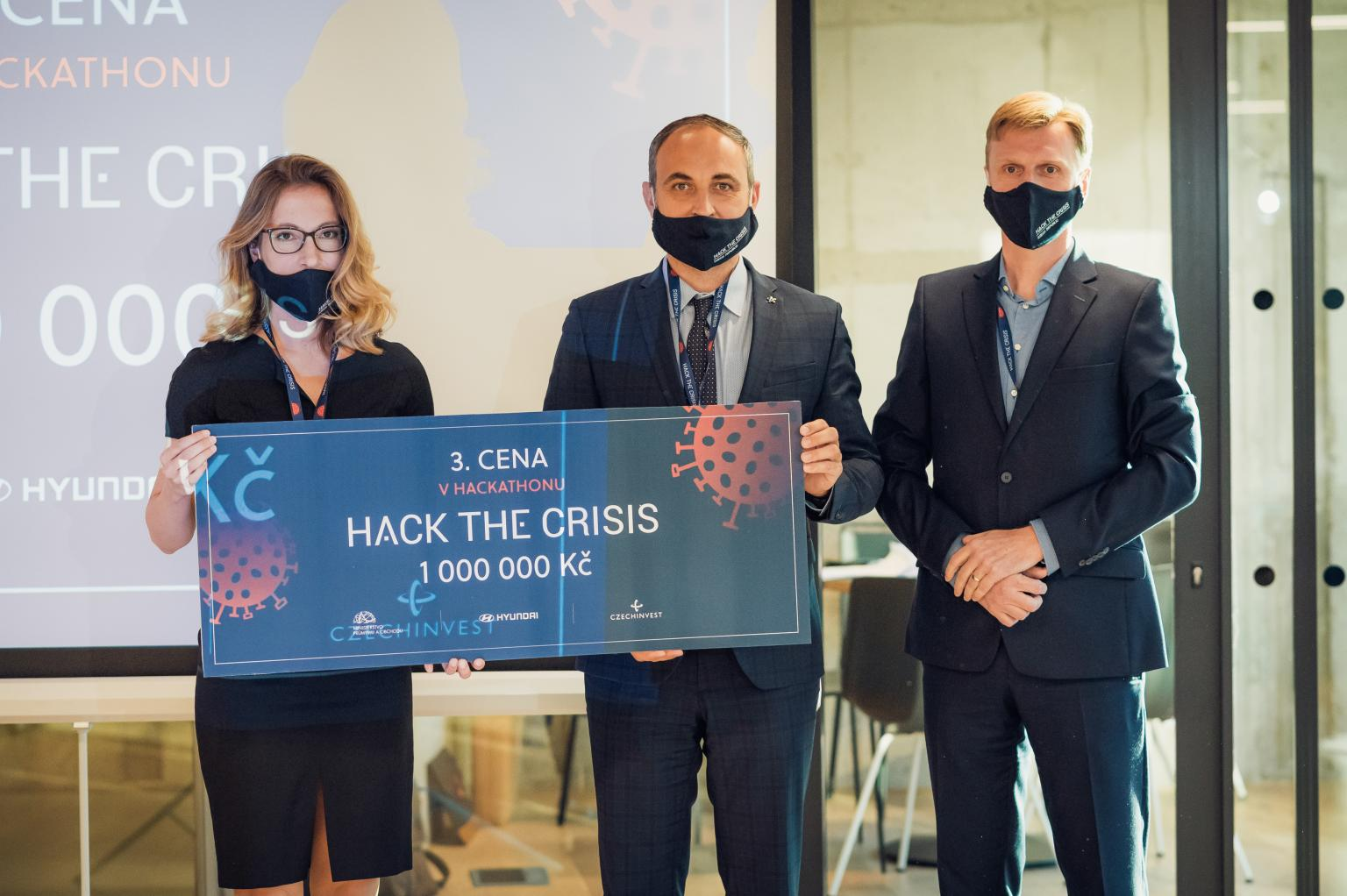 hack the crisis 3rd place