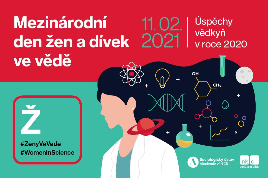 Úspěchy vědkyň 2020