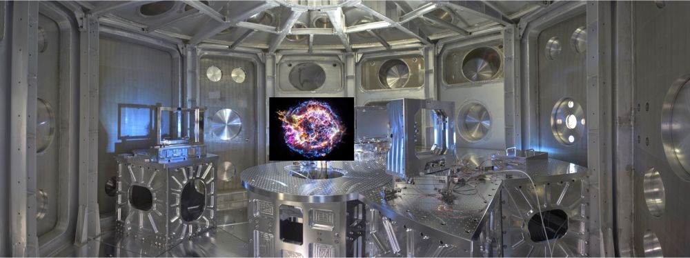 6 Universe in E3 Experimental Station