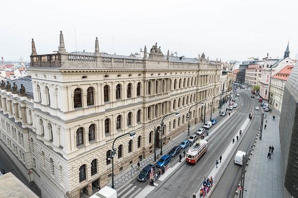 Budova Národní 6 Jáchimová