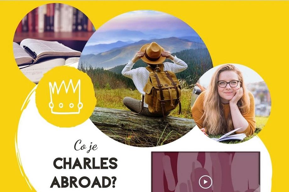 Charles Abroad dovnitř