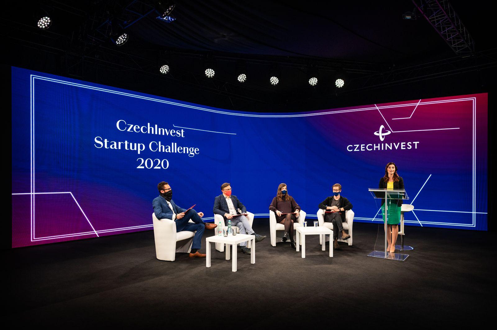 CzechInvest Startup Challenge 2020 1600