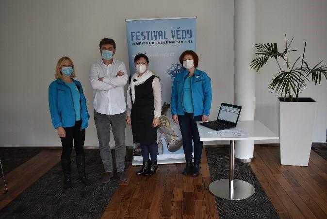 Festival vědy osmý ročník