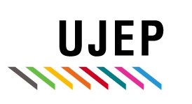 Logo UJEP upravené