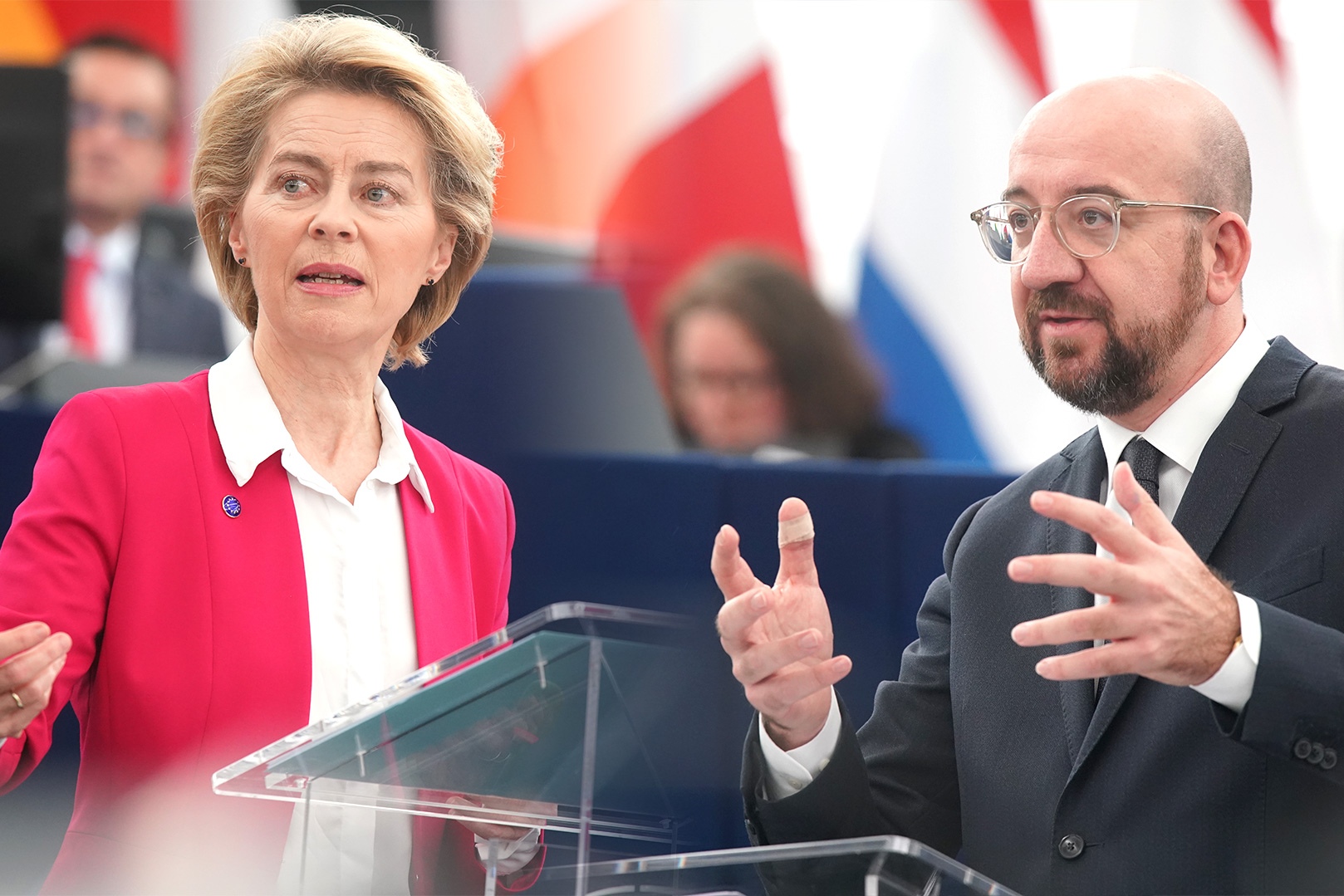 MEPs welcome EU summit climate goals but criticise lack of budget ambition 49239057392