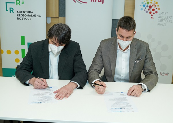 Podpis memorandum 1