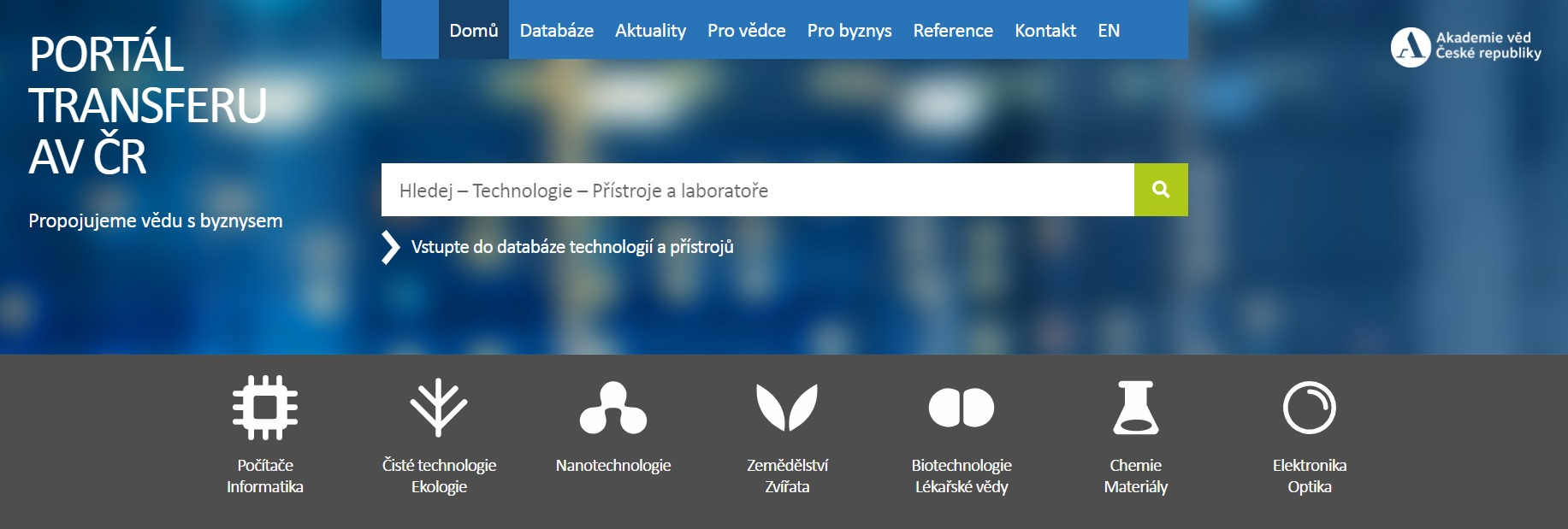Portál AV ČR
