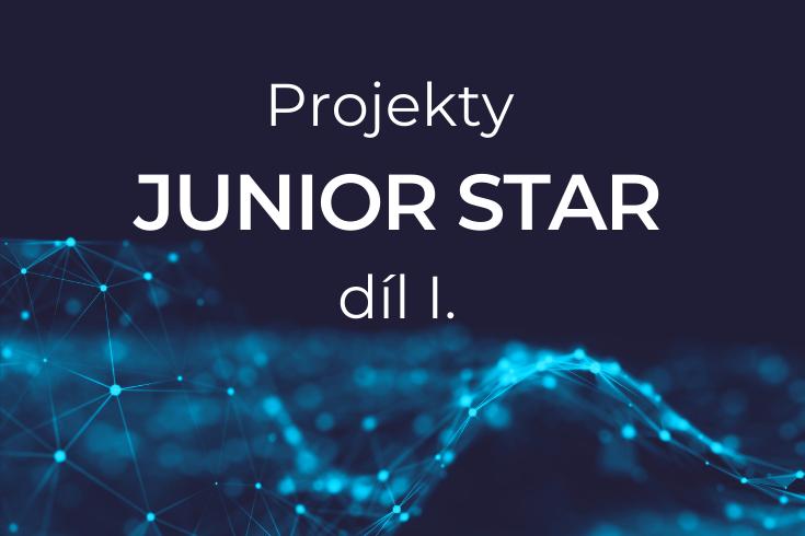 Projekty JUNIOR STAR dil I. 2