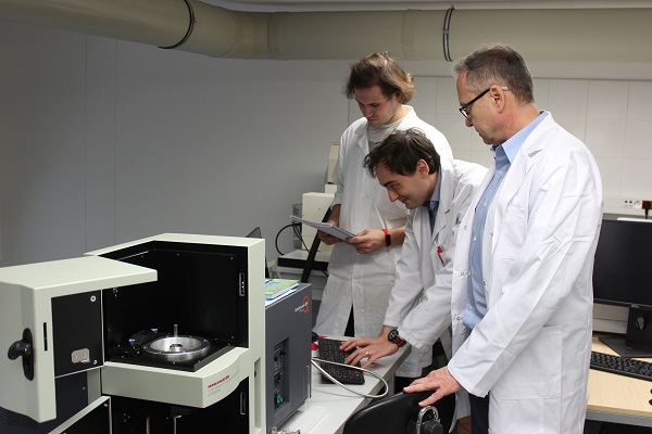 Spektrometr tym Liška Henke Mosinger 002