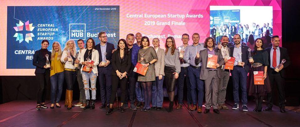 Startup soutěž