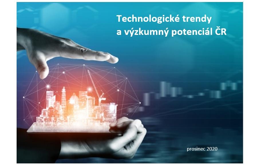 Technologické trendy potenciál ČR