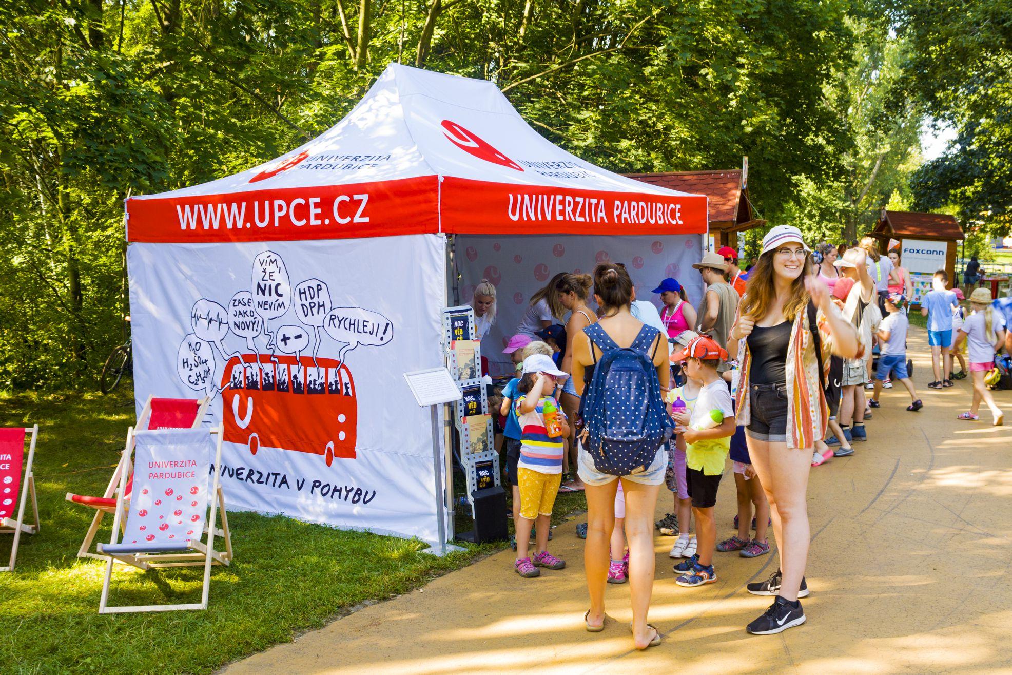 Univerzita Pardubice otevře Science Point ve Sportovním parku autor Ing. J. Pražák
