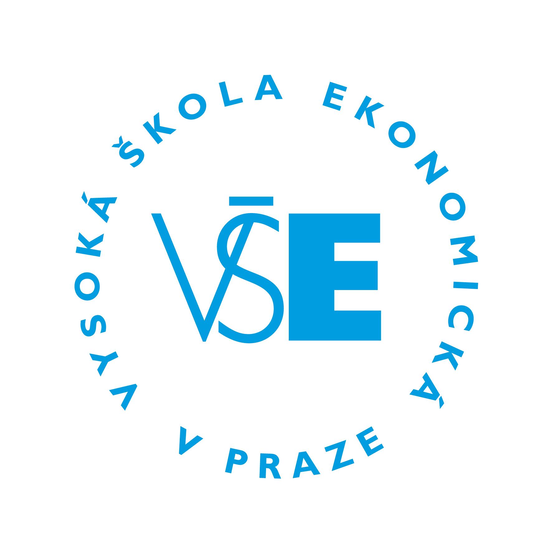VSE logo CZ circle blue