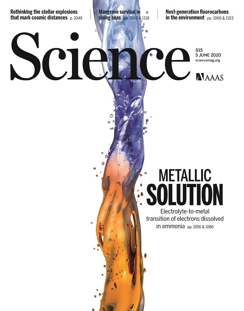 Vyzkum z titulky Science