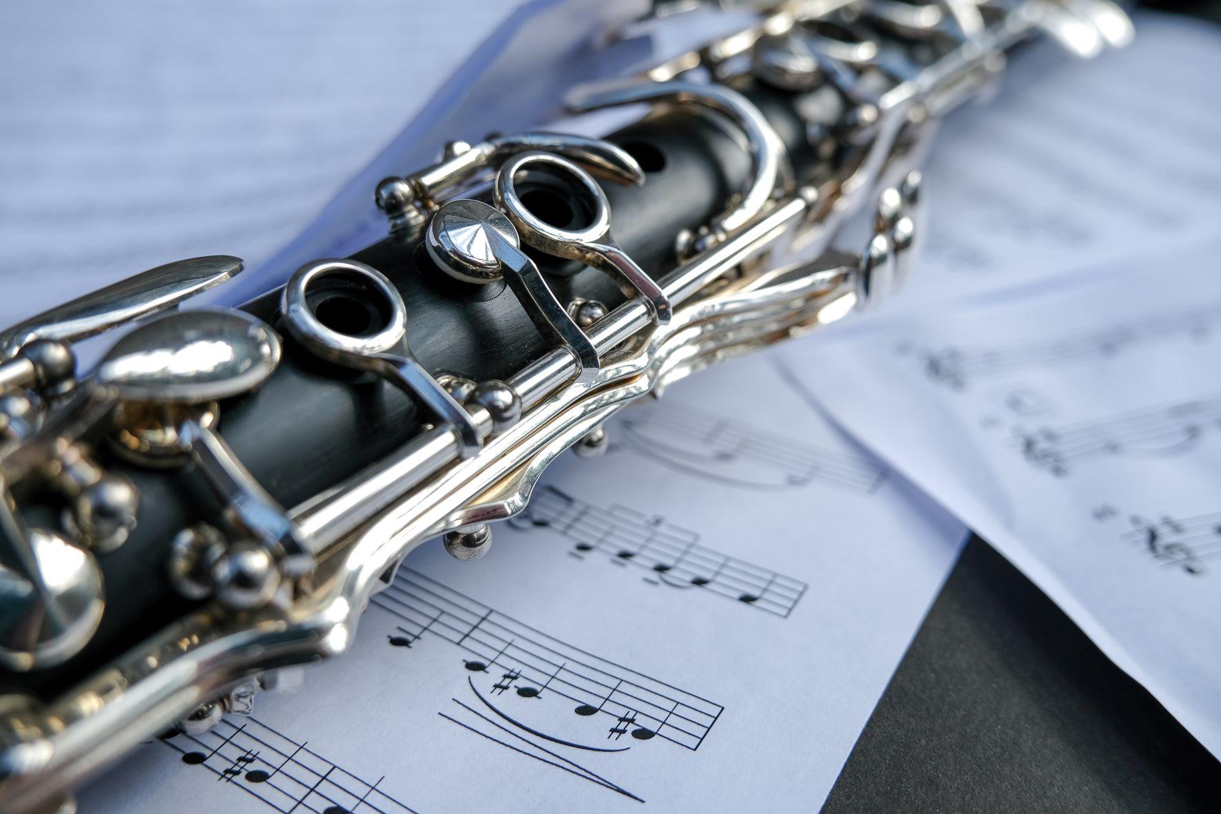 clarinet unsplash