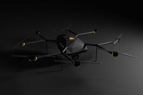 dron ČVUT