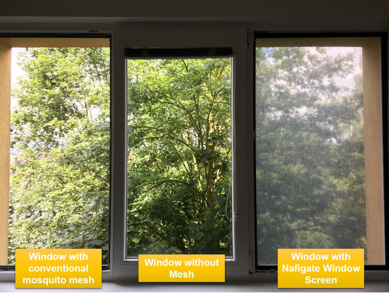 foto č. 2 Window screen Application