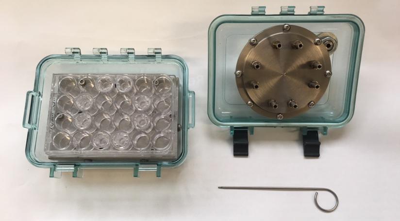 přenosný inkubátor