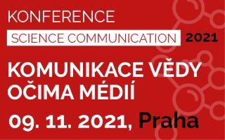 Komunikace vědy 2021