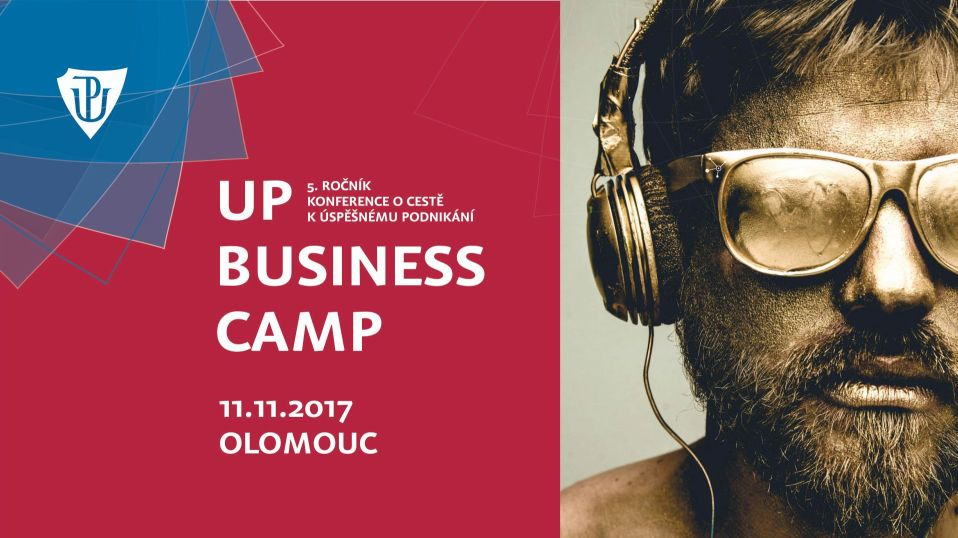 Banner UP Business Camp 2017