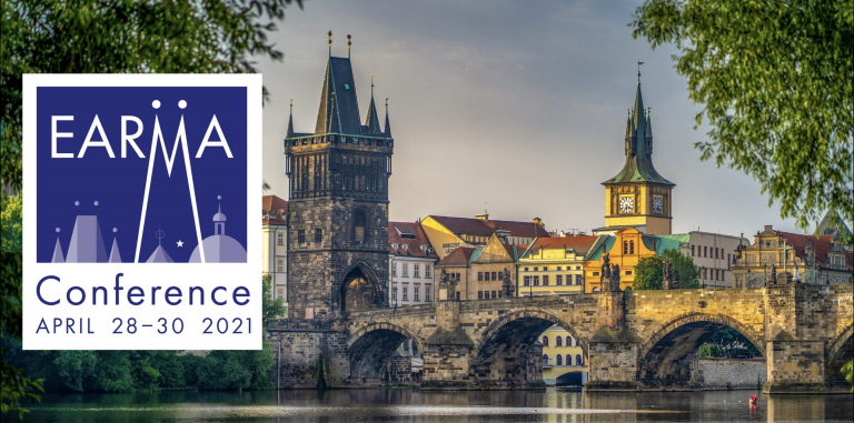 Prague EARMA Conference NL graphic 768x381