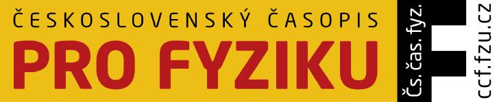 Československý časopis pro fyziku
