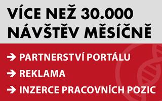 Inzerujte na webu Vědavýzkum.cz