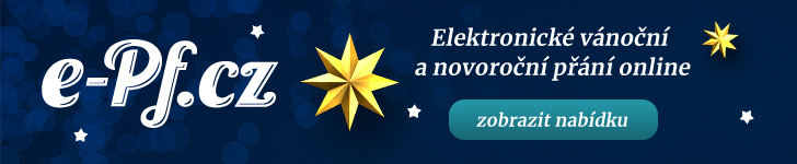e-pf.cz - online přání od Agionetu